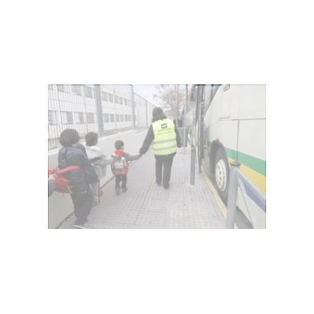 Acompañante transporte escolar